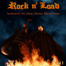 Rock n' Load Vol.1 Soundtrack Music Compilation